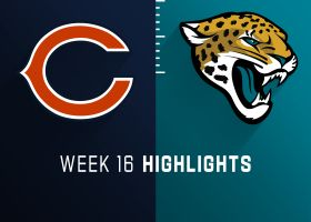 Bears vs. Jaguars highlights | Week 16