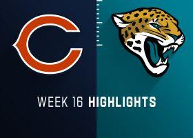 Bears vs. Jaguars highlights | Week 16