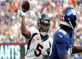 Teddy Bridgewater's best plays from first Broncos start   Week 1