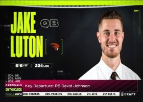 Every Jacksonville Jaguars pick shown from 2020 draft