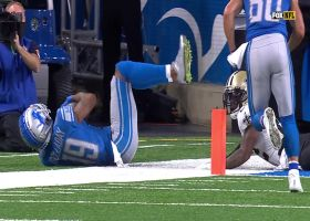 Stafford shows touch on third-down TD toss to Golladay