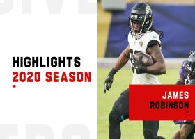 James Robinson highlights | 2020 season