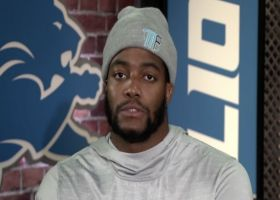 Trey Flowers explains what it means to be a Walter Payton nominee