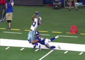 Can't-Miss Play: Michael Gallup gets up for unbelievably clutch toe-tapping grab