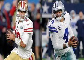 Should Jimmy G be ranked higher than Dak?