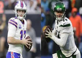 PFF's take on Josh Allen-Sam Darnold debate entering 2020