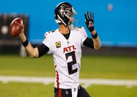 Matt Ryan unleashes 24-yard STRIKE to Julio Jones to start game
