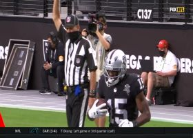 Nelson Agholor burns Jamel Dean with wicked route for 44 yards