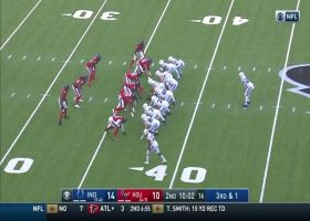J.J. Watt and Justin Reid blow up Colts third-down play