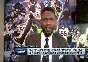 Cliff Avril: What Seahawks must do to return to the Super Bowl