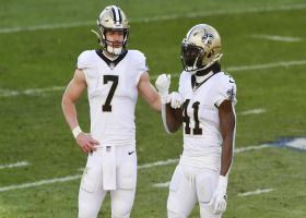 Palmer: Kamara has been different player with Taysom Hill as QB1