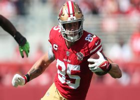 Mic'd Up: George Kittle's best moments on National Tight Ends Day