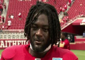Brandon Aiyuk shares what he's seen from Garoppolo, Lance in camp