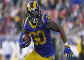 Baldinger: Why Gurley can finish among NFL's rushing leaders in 2020