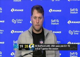 Matthew Stafford: I Ioved my time in Detroit