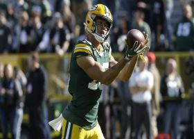 Pelissero reveals Packers WR who could see bigger role on 'MNF' vs. Falcons