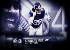'Top 100 Players of 2021': Leonard Williams | No. 84