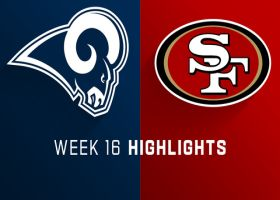 Rams vs. 49ers highlights | Week 16