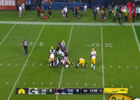 Bears down Rodgers for third-down sack on Packers' opening drive