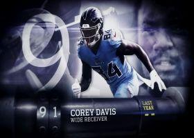 'Top 100 Players of 2021': Corey Davis   No. 91
