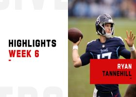 Ryan Tannehill's best throws from 4-TD game | Week 6