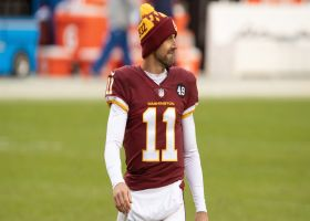 Pelissero: Texans could pursue Alex Smith amid Deshaun Watson allegations