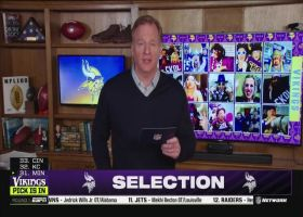 Vikings select Jeff Gladney with No. 31 pick in 2020 NFL Draft
