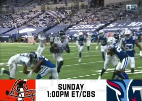 Browns vs. Titans preview | Week 13