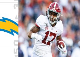 Jeremiah, Smith Sr.'s NFL fits for top Alabama WR prospects