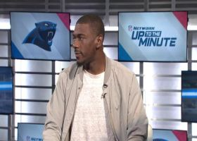Free agent wide receiver Devin Funchess explains what he's excited for in free agency