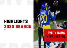 Every Rams interception | 2020 season