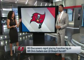 McGinest: Bucs giving franchise tag to Godwin opens a big pay day for Shaquil Barrett