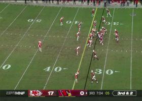 Colt McCoy shows his wheels on quick 14-yard scramble