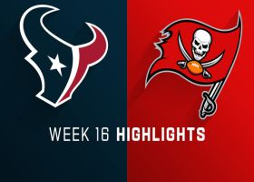 Texans vs. Buccaneers highlights | Week 16