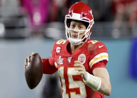 Casserly: Three QBs who'll earn more than Mahomes over next three years