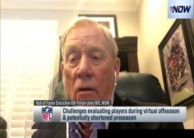Bill Polian evaluates how virtual offseason will affect preseason, 2020 season