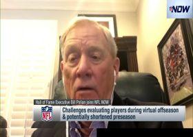 Bill Polian evaluates how virtual offseason will affect preseason, 2020 season
