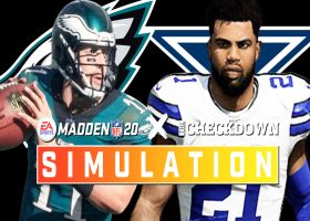 Eagles vs. Cowboys 'Madden 20' simulation | Week 16 preview