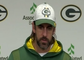 Rodgers: Why '21 season reminds me of Super Bowl-winning season in '10