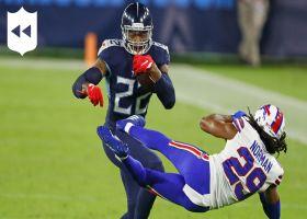 Titans' Top 5 plays vs. Bills   NFL Throwback