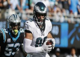 Garafolo: Dallas Goedert tested positive for COVID-19; TE unlikely to play Thursday