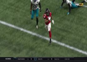 Devonta Freeman turns quick pitch into untouched opening-drive TD