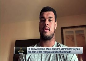 Man of the Year nominee Arik Armstead talks pandemic, social justice