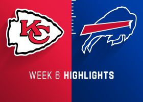 Chiefs vs. Bills highlights | Week 6