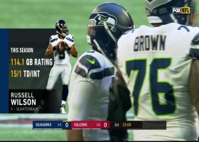 Seahawks vs. Falcons highlights | Week 8