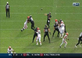 Glennon fits pass into impossible window to Collin Johnson