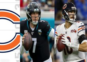 Foles vs. Trubisky: Who is in a better position at Bears training camp?