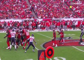 Texans block FG for second straight week
