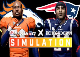 Broncos vs. Patriots 'Madden 20' simulation | Week 5 preview