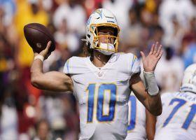 Warner: Herbert had 'one of the best quarterback performances' of Week 1